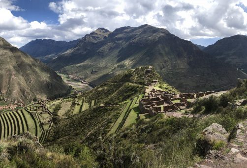 Call of the Andes